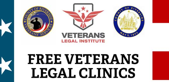 Free Veterans Legal Clinics