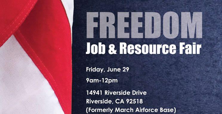Freedom Job Fair