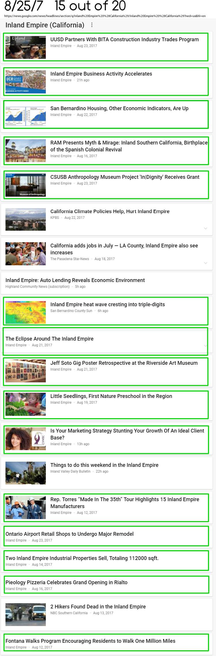 News us google