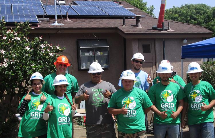 Solar Training - Grid Alternatives