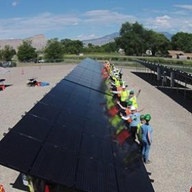 Grid Solar