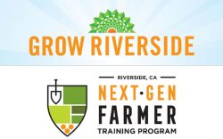 Grow Riverside Next Gen Farmer