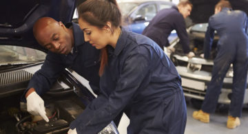 High School Auto Repair Competition