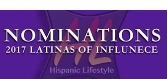 Hispanic Lifestyle Nominations