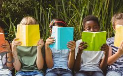 Inland Empire Children Reading