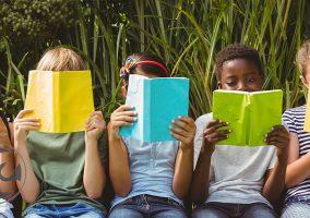 Inland Empire Children Reading
