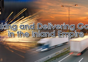 Making and delivering goods in the Inland Empire\