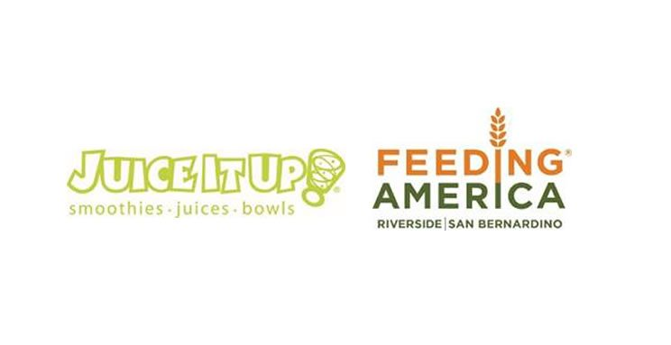 Juice It Up Feeding America