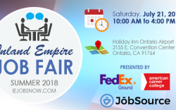 IE Job Fair