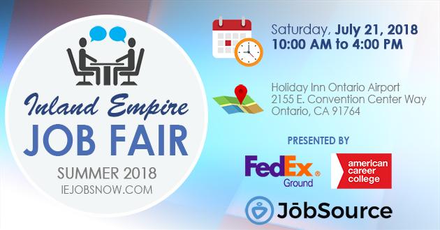IE Job Fair