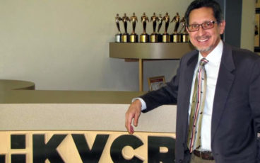 KVCR Alfredo Cruz