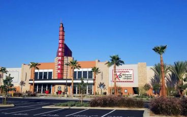 Cinemark Theatre in Lewis Retail in Rialto
