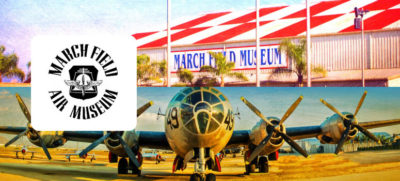 Paul Hammond Named Executive Director of March Air Museum
