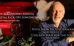Mark Victor Hansen, Salvation Army San Bernardino