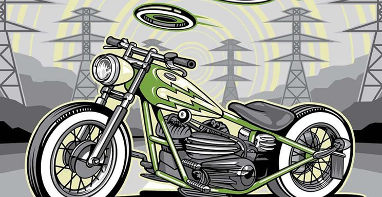 Max Gundry Motorcycle Culture