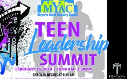 Fontana Teen Summit
