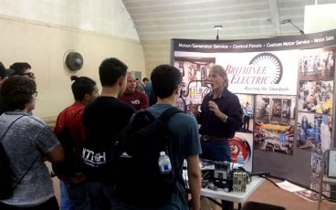 Brithinee Electric MFG Day at California Steel