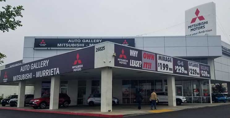 Mitsubishi Auto Gallery Murrieta
