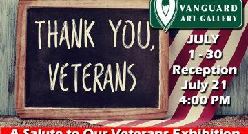 Moreno Valley Veterans Arts Exhibition