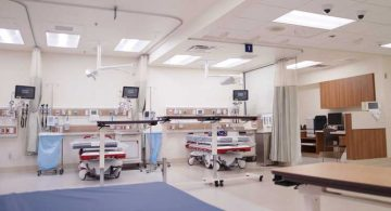 Moreno Valley Trauma Room