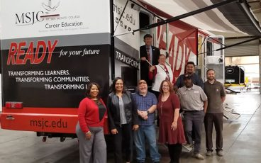 MSJC Workforce Bus