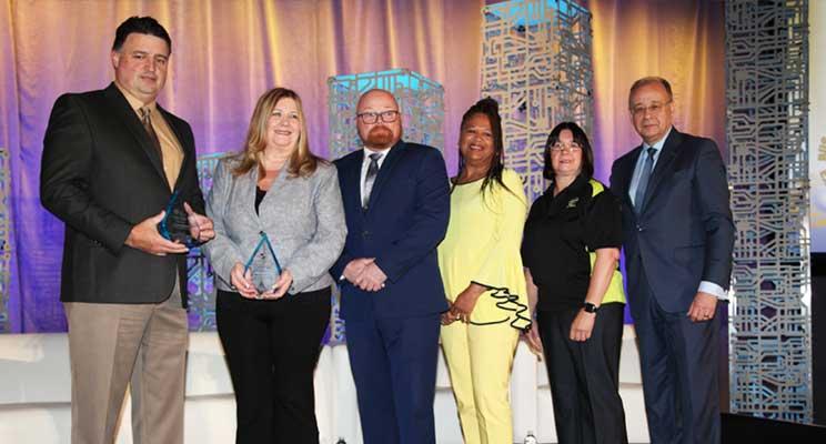 Omnitrans Award for Safety