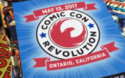 Ontario Comic Convention Revolution