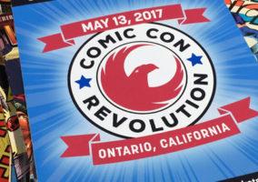 Ontario Comic Convention Revolution