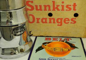 Orange Empire Sunkist Oranges Museum