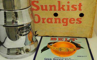 Orange Empire Sunkist Oranges Museum
