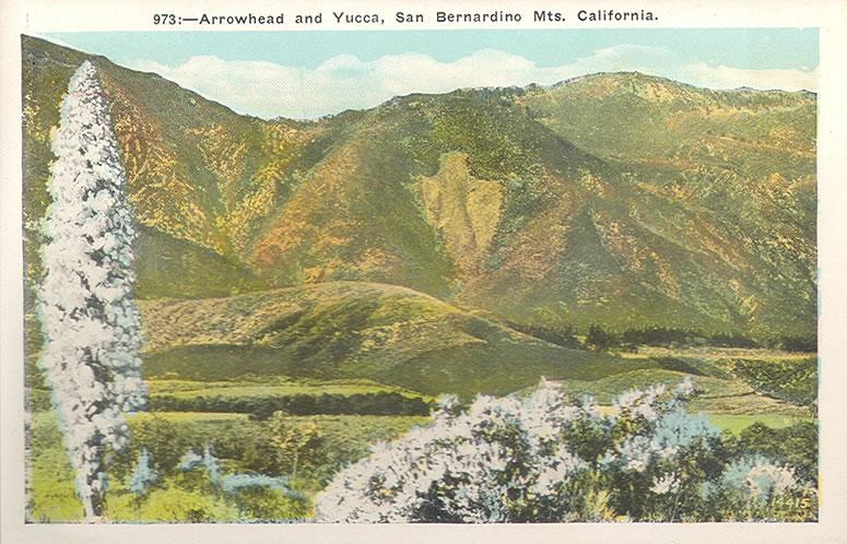 San Bernardino - Arrowhead