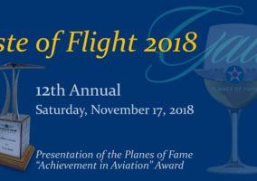 Planes of Fame Taste of Flight 2018