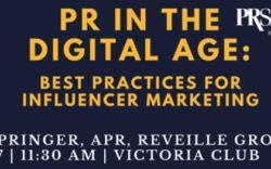 PRSA - PR in Digital Age