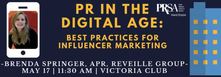 PRSA - PR in Digital Age