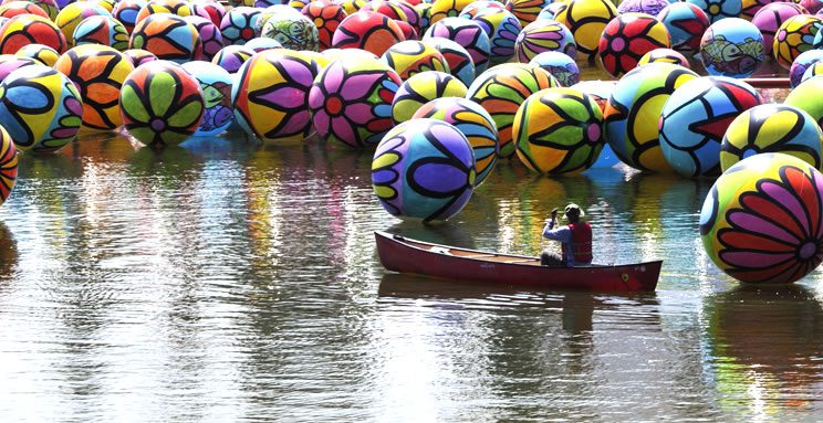 Art Float Riverside
