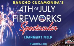 4th of July in Rancho Cucamonga