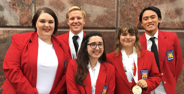 Riverside City College Skills Winners
