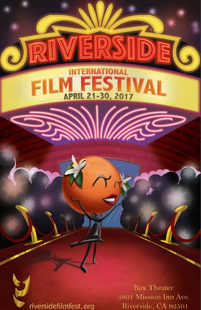 Riverside Film Festival RCC student