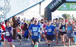 Ontario reindeer run