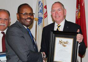 Richard Roth - Veterans Award