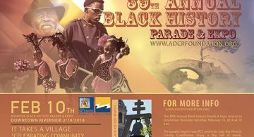 Riverside Black History Parade