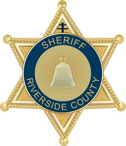 Riverside Sheriff Logo