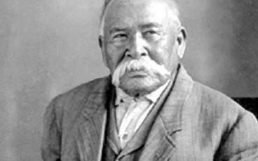 Santos Manuel, leader of the San Bernardino Area Serrano Mission Indians