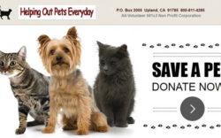 Saving Pets Claremont