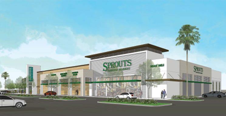 Sprouts Eastvale California