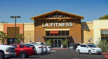 Temecula LA Fitness Building