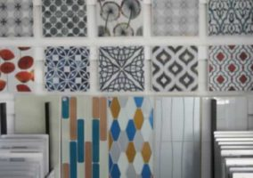 Tiles by Fina