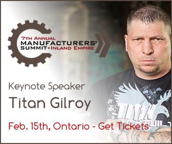 Titan Gilroy - MCIE Summit