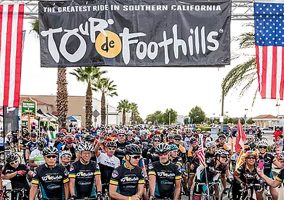 Tour De Foothills