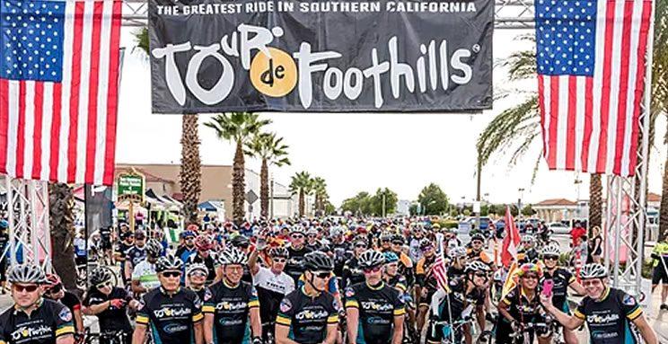 Tour De Foothills
